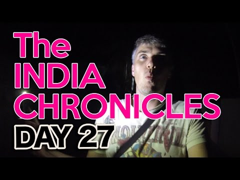 The Last Day in India - The India Chronicles