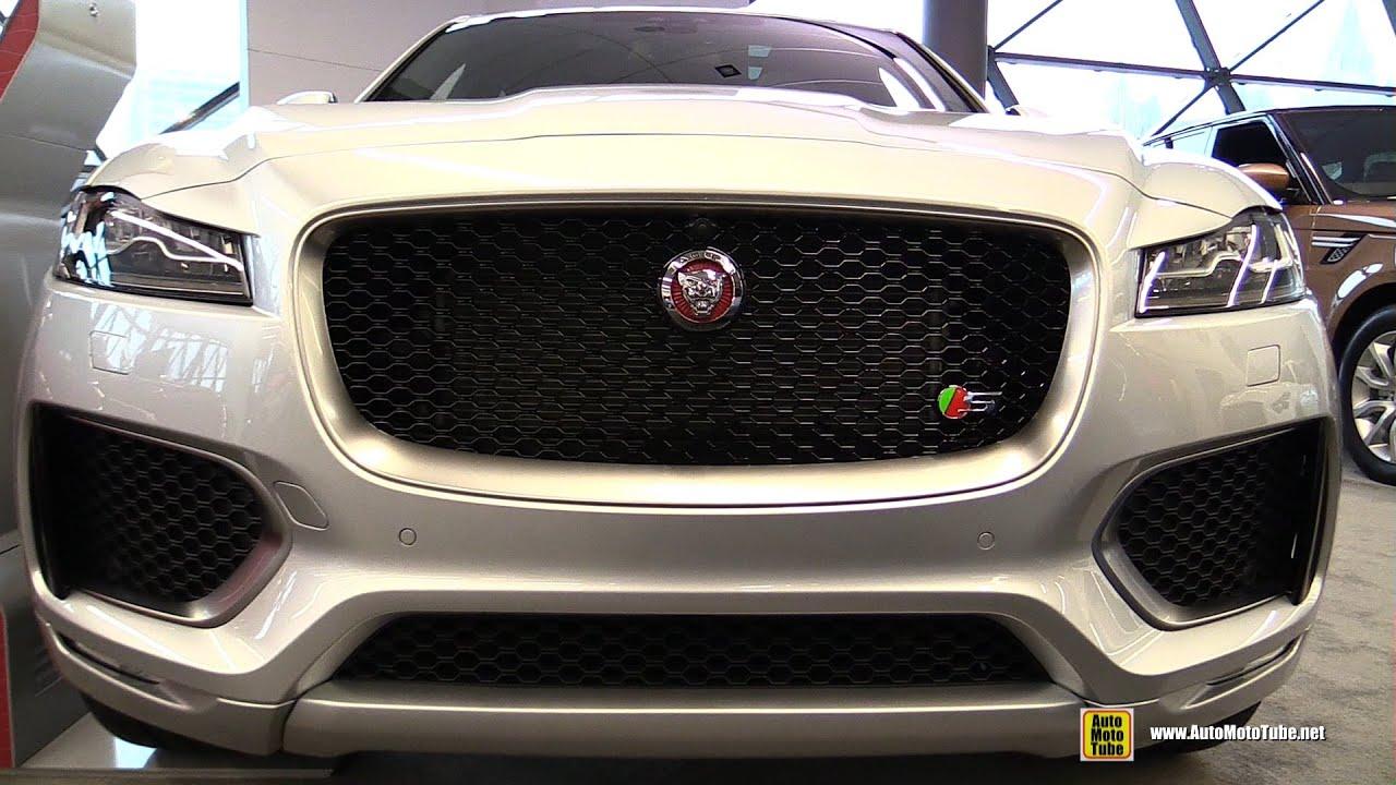 2016 Jaguar F Pace S First Edition Awd Exterior Interior Walkaround 2016 Ottawa Gatineau Auto
