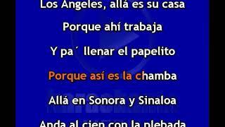 Karaokanta - Legado 7 - El chinito - (Demo)