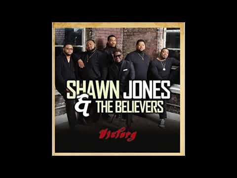 I'm Depending On You -Shawn Jones and The True Believers - instrumental backing track