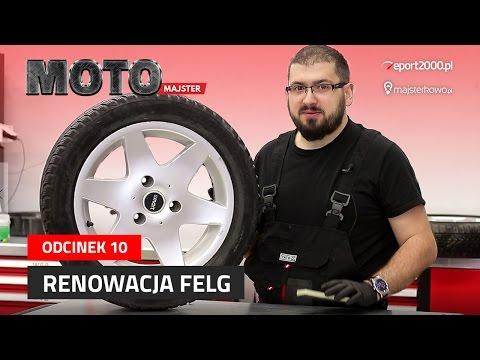 Renowacja felg samochodowych - motoMAJSTER #10