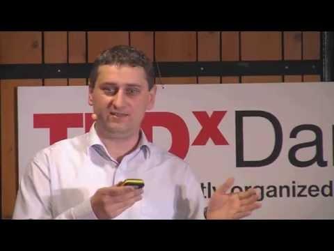 [Title of Talk] : Gulyás István at TEDxDanubia