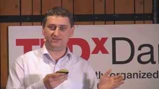 Gulyás István at TEDxDanubia