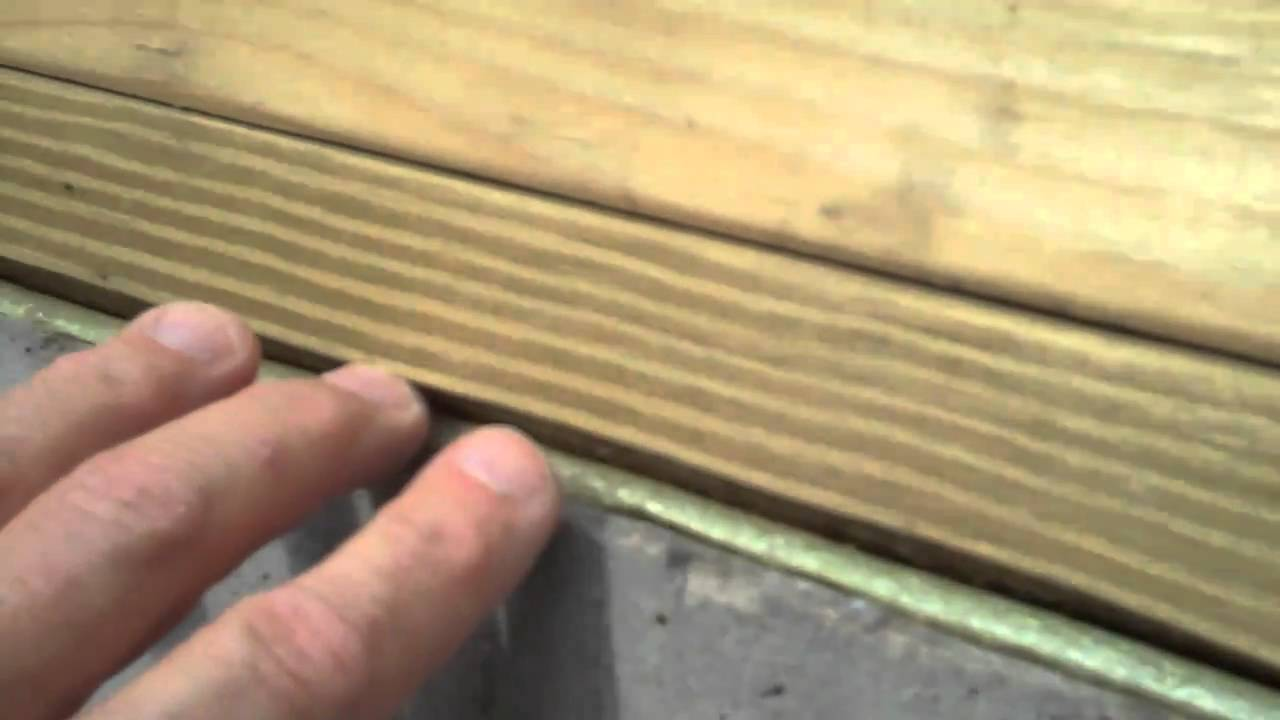 Fix Sliding Screen Door