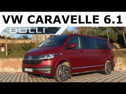 Daha Uygun VIP Bulamadım! | Yeni 2020 Volkswagen Caravelle 6.1 Bulli VW T6.1 Review