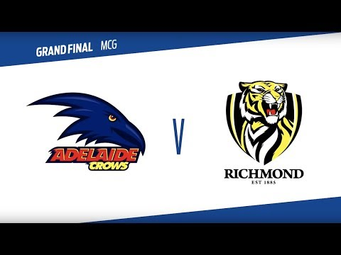 2017 Toyota AFL Grand Final - Richmond v Adelaide