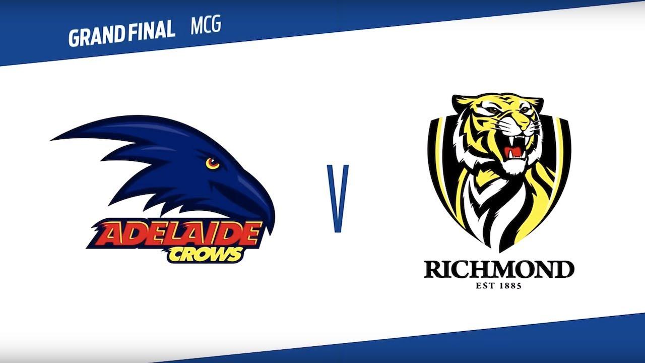 2017 Toyota AFL Grand Final - Richmond v Adelaide
