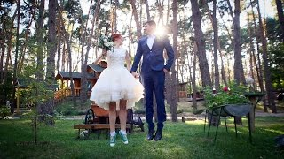 Даша и Влад. Трейлер свадебного фильма