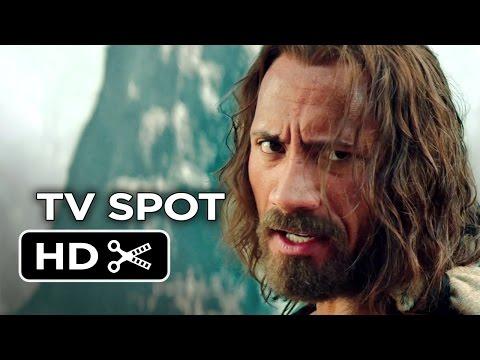 Hercules  TV SPOT  The Gods Will Fear One Man 2014  Dwayne Johnson Action Movie HD