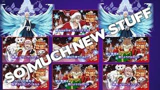 Bleach Brave Souls News - CHRISTMAS GACHA AND 6★ GACHA? WHAT???