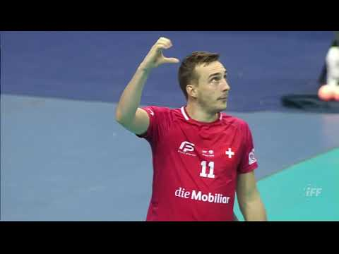 2018 Men's WFC - SUI-NOR Highlights