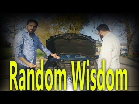 👊 iMpractical Advice: a £380 VW polo, Random Wisdom👊