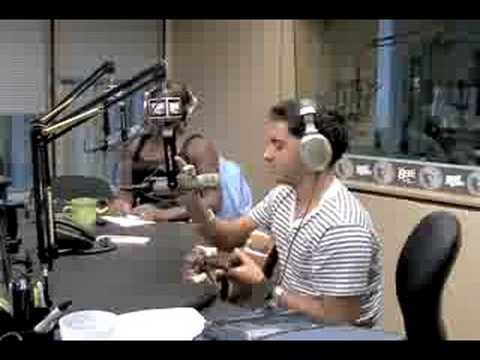 Colby O'Donis Interview w/ B96 Morning Show PT 2