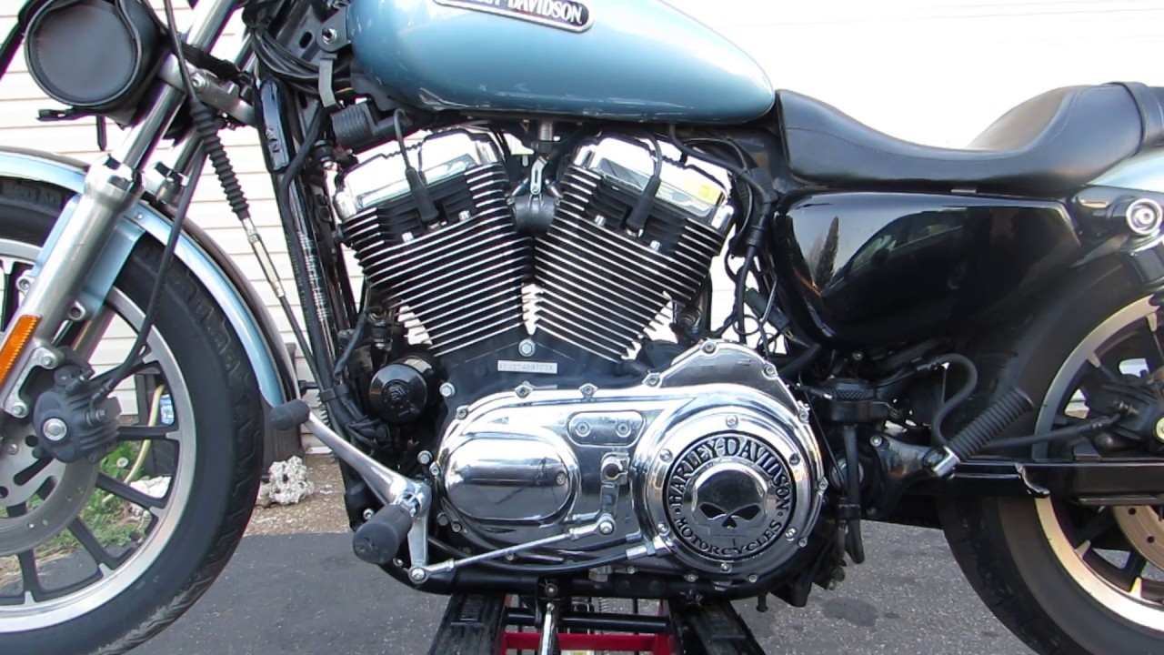 How to Replace a Harley    Sportster    Clutch  GetLowered