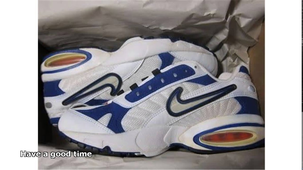 ad254c1664f nike air max triax - YouTube