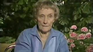 Astrid Lindgren intervjuas i Barnjournalen 1987