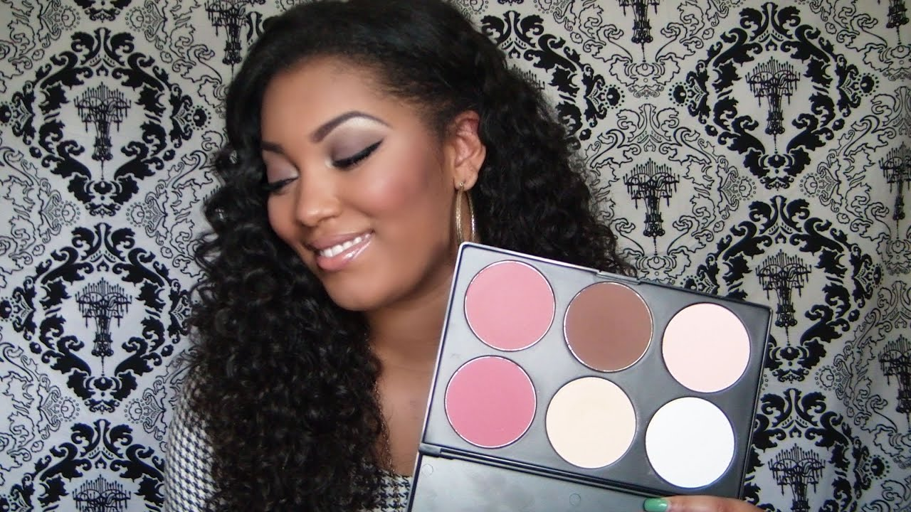 Makeup 101 How To Contour Apply Blush Highlight For Beginners