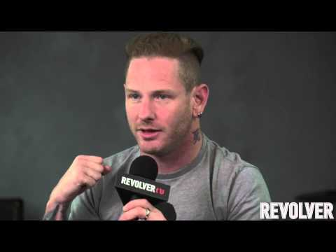 "Corey Taylor - ""You're Making Me Hate You"" Revolver Interview"