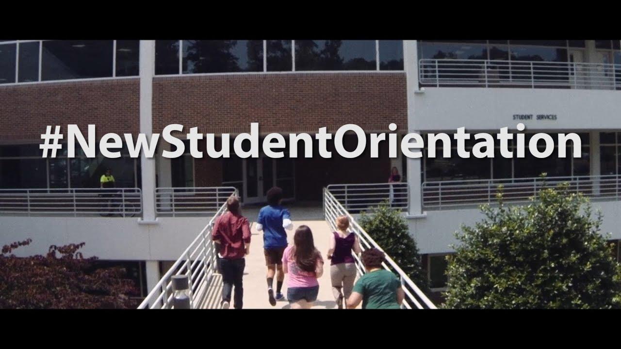 Wake Tech New Student Orientation: The Movie