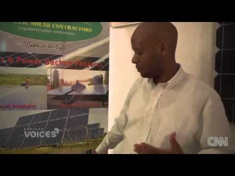 Solar power skyrockets in Tanzania
