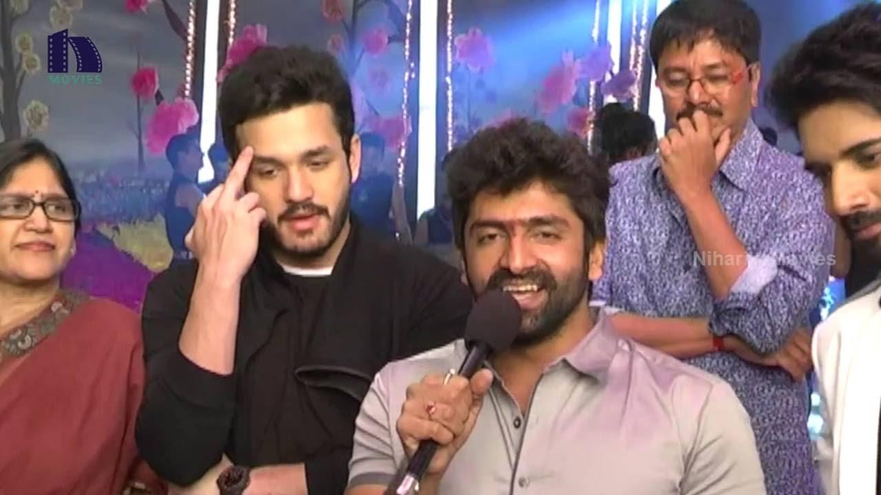 Shekar Master about Akhil Song Coverage At Aatadukundam Raa Movie || Sushanth, Sonam