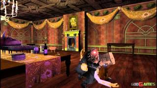 Dead Head Fred - Gameplay PSP HD 720P (Playstation Portable)