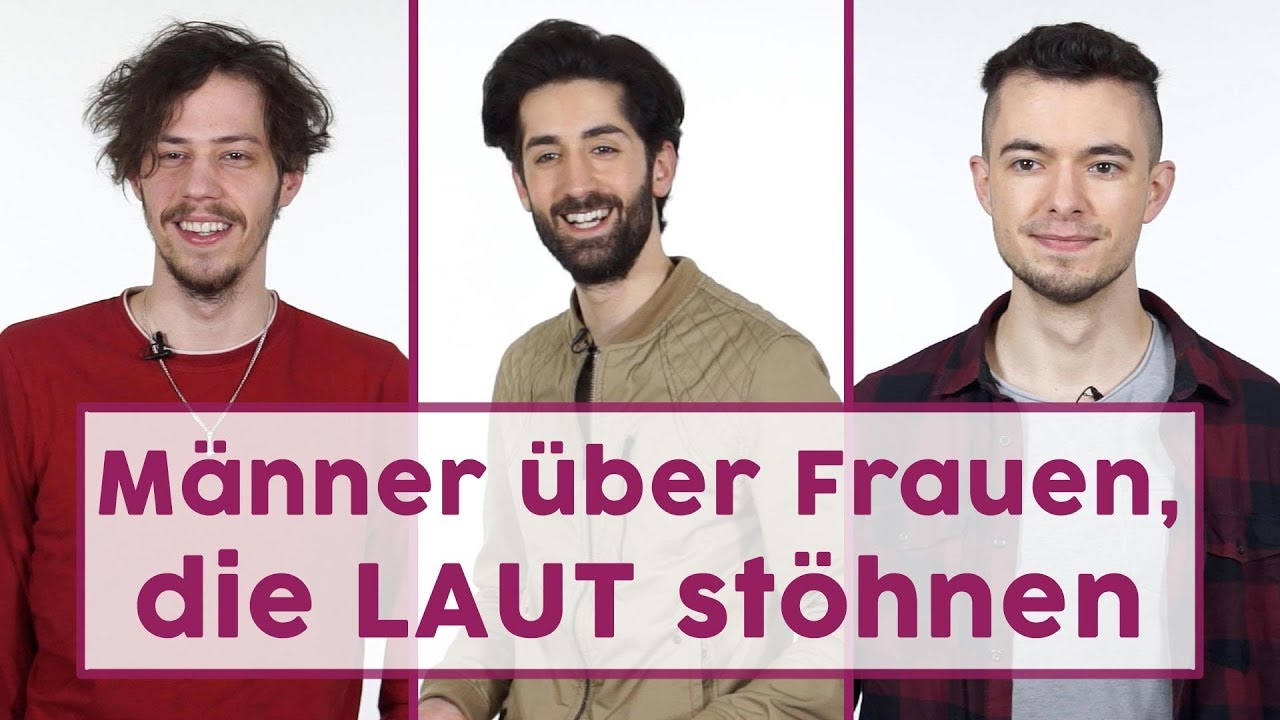 Frau StöHnt Laut Beim Sex