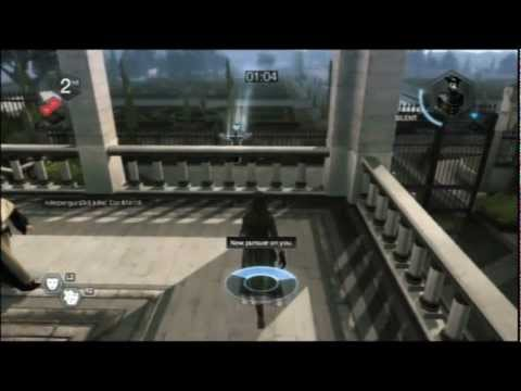 Assassin's Creed Brotherhood Online Gameplay
