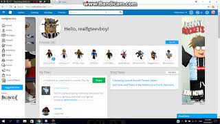 """Roblox Removed """"Recent played,Favorite,Friends Played?!"""