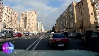Баку улица Шафаята Мехтиева Новая дорога.