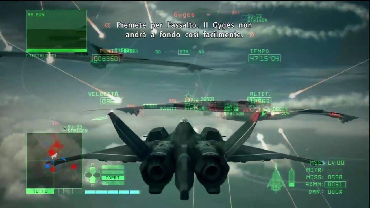 Ace Combat 6: Fires of Liberation - Incrociatore Pesante