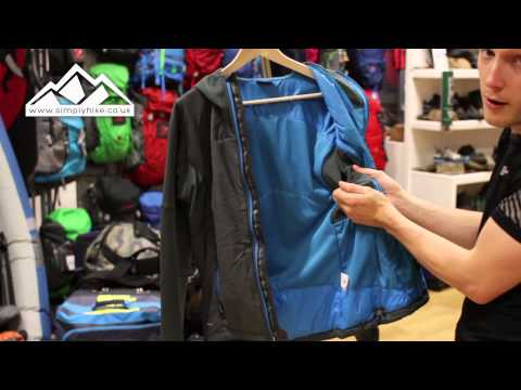 Montane Alpha Guide Jacket - Www.simplyhike.co.uk