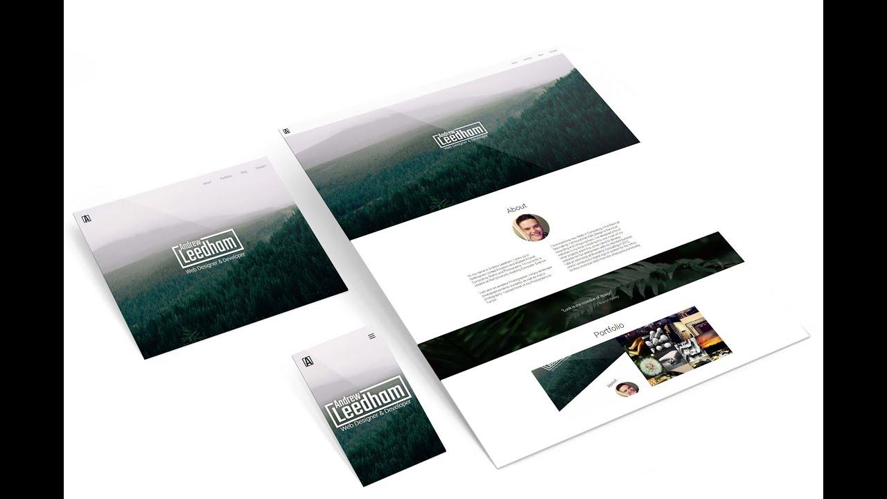 how to create interaction design portfolio