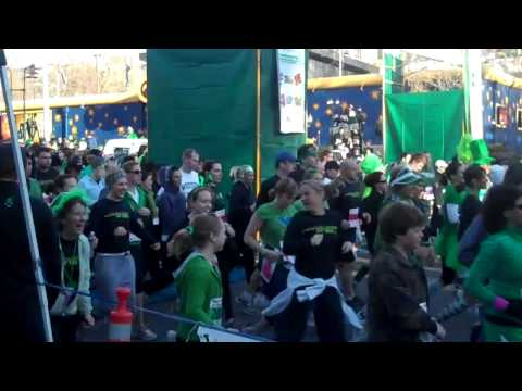 St. Patty's Day Dash-Seattle Start /Red Group