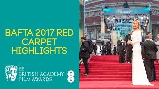 EE BAFTAs 2017: Red Carpet