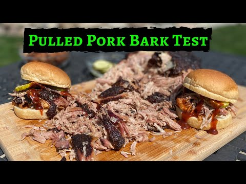 Rec Tec 700 Smoked Pork Butt Review - 17 hour Smoke Low and Slow