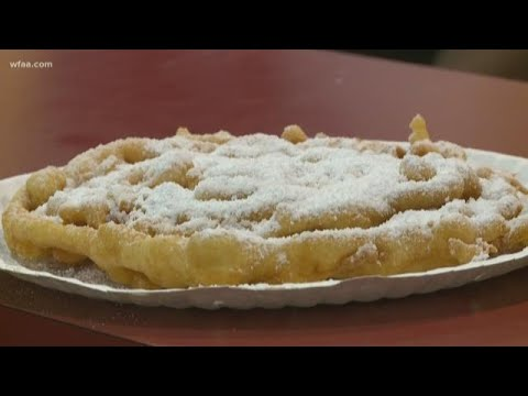 Jeff K - Fernie's State Fair Funnel Cakes Turn 50
