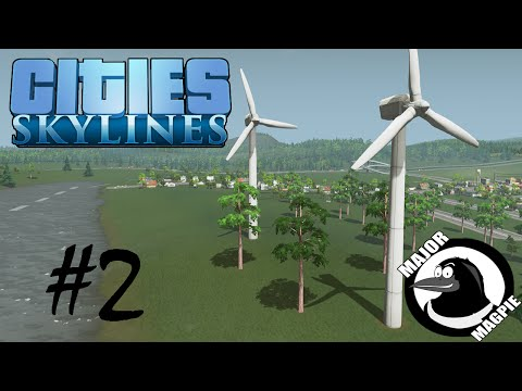 Cities Skylines Ep 2 - We Need Fire Services