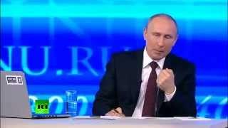 Путин о вводе российских войск на юго-восток Украины