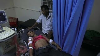 Йемен: бои за Ходейду