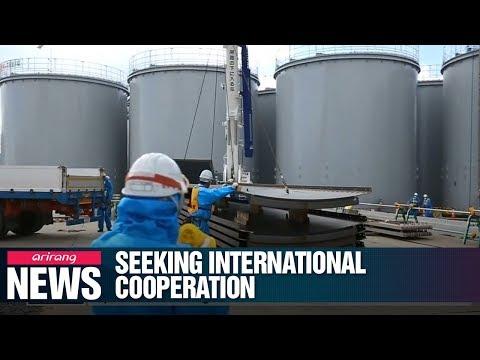 S. Korea seeks international cooperation to deal with radioactive Fukushima water