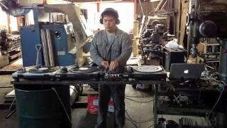 DJ Mucky (Vinylists) Industrial Techno Mix