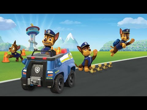 PAW PATROL – Film Clip: Chase is on the Case