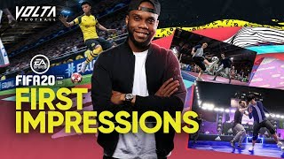 I Played FIFA 20 Early... Here's What I Thought. (First Impressions)