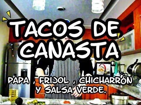 Tacos De Canasta Receta Bien Explicada