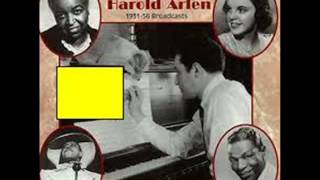 Watch Harold Arlen That Old Black Magic video