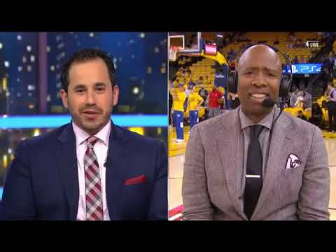 Kenny Smith On Stephen Curry's Struggles vs The Rockets | NBA Gametime | May 20, 2018
