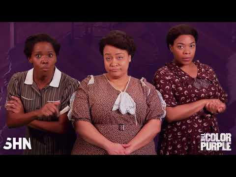 The Church Ladies' Ticket Tips | The Color Purple in San Francisco