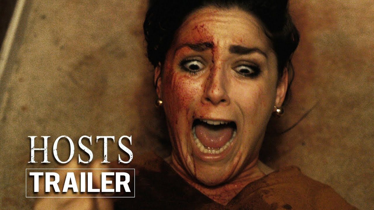 HOSTS | Official Trailer (2020)