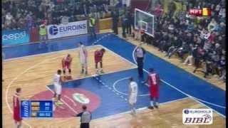 KK Kumanovo  - BC Galil Gilboa 26.11.2013